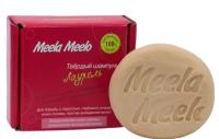 Твердый шампунь для волос Meela Meelo Лаурель Оздоровление кожи головы (85г) -