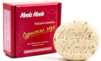 Твердый шампунь для волос Meela Meelo Суданская роза (85г) -