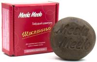 Твердый шампунь для волос Meela Meelo Шок Пенный Для сухих и ломких волос (85г) -