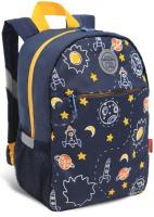 Детский рюкзак Grizzly RK-177-6 (синий) -
