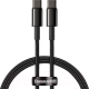 Кабель Baseus USB Type-C - USB Type-C / CATWJ-A01 (2м, черный) -