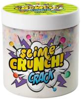 Слайм Crunch Slime Crack с ароматом сливочной помадки / S130-43 -