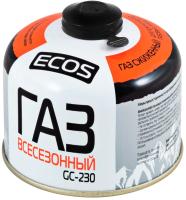 Газовый баллон туристический ECOS GC-230 / 140540 -