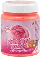 Слайм Slime Cream-Slime с ароматом клубники / SF02-S -