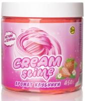 Слайм Slime Cream-Slime с ароматом клубники / SF05-S -