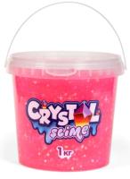 Слайм Crystal Slime S300-7 (розовый) -