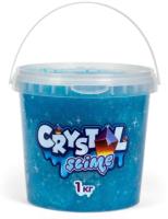 Слайм Crystal Slime S300-37 (голубой) -