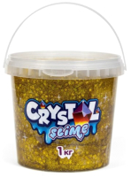 Слайм Crystal Slime S300-38 (золото) -