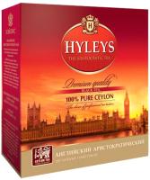 Чай пакетированный Hyleys Английский аристократический черный / 10001 (100пак) -