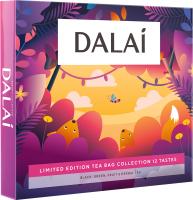 Чай пакетированный Dalai Bag Collection Limited Edition / 11091 (60пак) -
