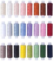 Набор швейных ниток Остров Сокровищ 662788 (25цв) -