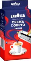Кофе молотый Lavazza Crema e Gusto / 5851 (250г) -