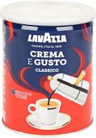 Кофе молотый Lavazza Crema e Gusto / 5852 (250г) -