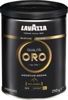Кофе молотый Lavazza Qualita Oro Mountain Grown / 11719 (250г) -