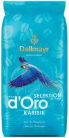 Кофе в зернах Dallmayr Crema d'Oro Selektion Des Jahres Karibik / 11941 (1кг) -
