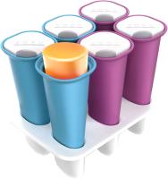 Форма для мороженого Zoku Summer Pop / ZK145 (6шт) -