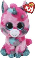 Мягкая игрушка TY Beanie Boo's Единорог Gumball / 36466 -