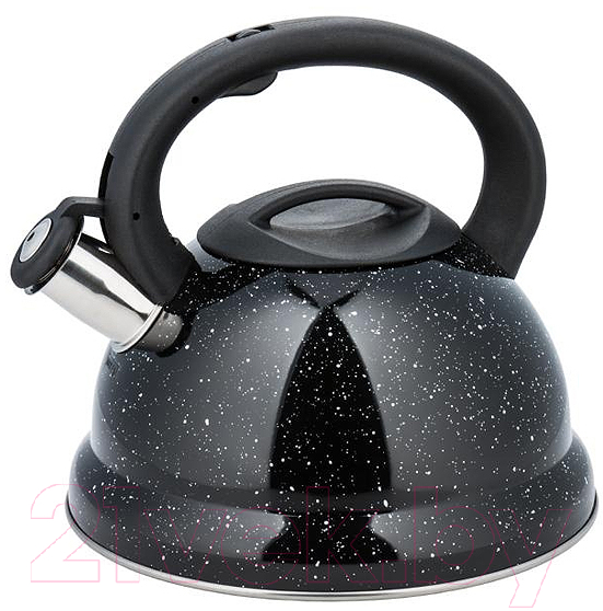 Купить Чайник со свистком KING Hoff, KH-3788 (3л), Китай, черный