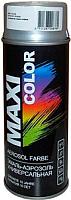 Эмаль Maxi Color 0007MX (400мл, термостойкая серебристый) -