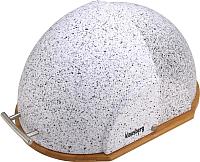 Хлебница Klausberg KB-7094 (белый) -