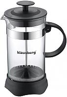 Френч-пресс Klausberg KB-7110 (черный) -