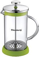 Френч-пресс Klausberg KB-7117 (зеленый) -