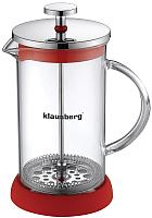 Френч-пресс Klausberg KB-7117 (красный) -