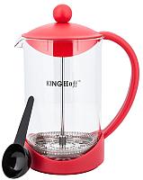 Френч-пресс KING Hoff KH-4826 (красный) -