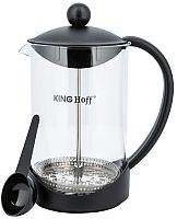 Френч-пресс KING Hoff KH-4826 (черный) -