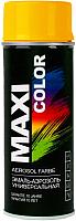 Эмаль Maxi Color 1003MX RAL 1003 (400мл, сигнально-желтый) -