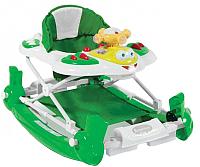 Ходунки Lorelli Swing Helicopter Green (10120330004) -