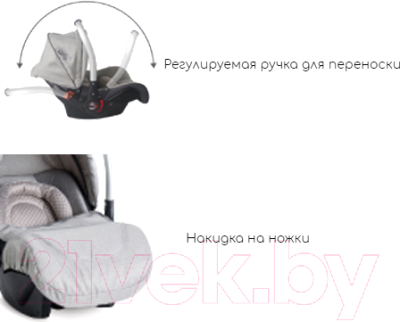 Автокресло Lorelli Delta Grey / 10071051737