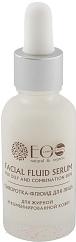 Купить Сыворотка для лица Ecological Organic Laboratorie, Для жирной комбинированной кожи (30мл), Россия