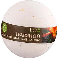 Бомбочка для ванны Ecological Organic Laboratorie Примула и зеленый чай (220г) -