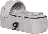 Люлька-переноска EasyGo Soft Carrycot (Pearl) -