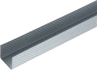 Профиль для гипсокартона Албес ППН 27x28 0.45 (3м) -