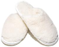 Тапочки домашние Smart Textile Эконом H520-3 (р-р 44-45, белый) -