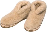 Тапочки домашние Smart Textile Бабуши H521 (р-р 40-41, бежевый) -