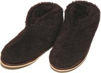 Тапочки домашние Smart Textile Бабуши H521 (р-р 38-39, коричневый) -