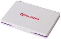 Подушка штемпельная Brauberg 236868 (фиолетовый) -
