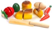 Набор игрушечных продуктов Mapacha Маленький кулинар / 76600 -