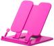 Подставка для книг Erich Krause Neon Solid / 53528 (розовый) -