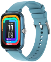 Умные часы Globex Smart Watch Me 3 V77 (синий) -