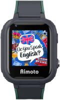 Умные часы детские Aimoto Discovery / 9200202 (черный) -