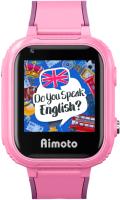 Умные часы детские Aimoto Discovery / 9200201 (розовый) -