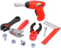 Набор инструментов игрушечный Наша игрушка C102-4 -