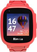 Умные часы детские Aimoto Pro Tempo 4G / 9600202 (красный) -