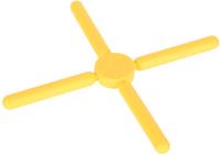 Подставка под горячее Miniso 2186 (желтый) -
