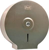 Диспенсер Puff 7610 (матовая нержавеющая сталь) -