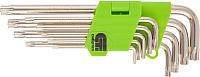 Набор ключей СибрТех Tamper-Torx 12322 -